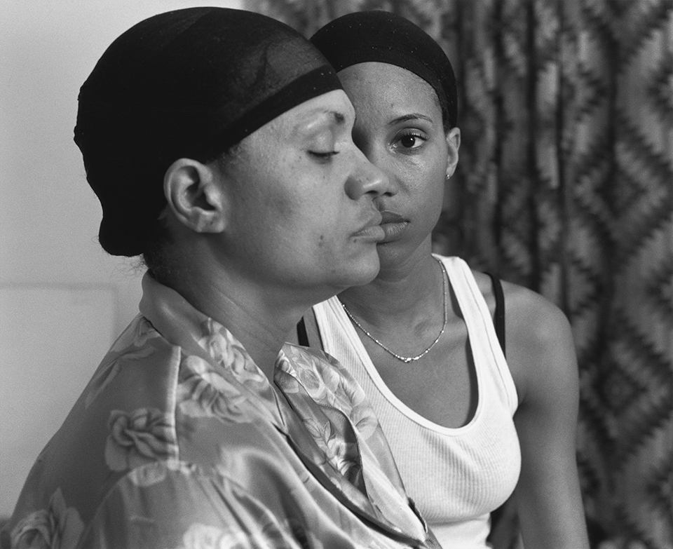 Momme, 2008. LaToya Ruby Frazier. From The Notion of Family published by Aperture.