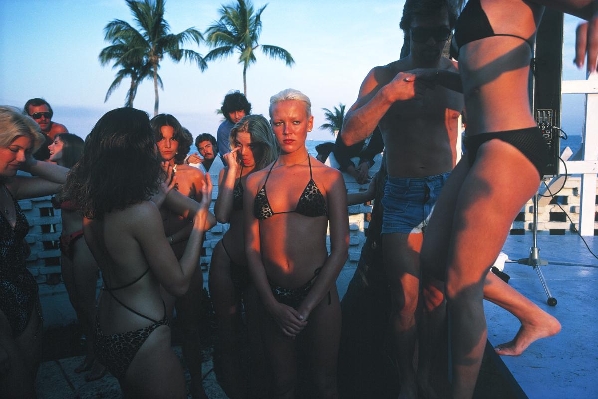 """Ft. Lauderdale. 1982. """"American Colour. © Costa Manos/Magnum Photos"""