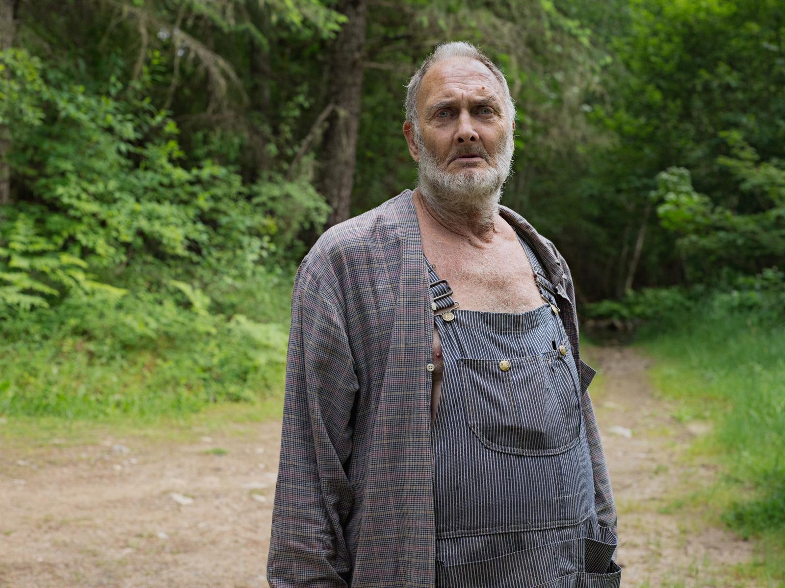 Paul, tree grower, Oregon. © Lucas Foglia, courtesy of Michael Hoppen Gallery, London.