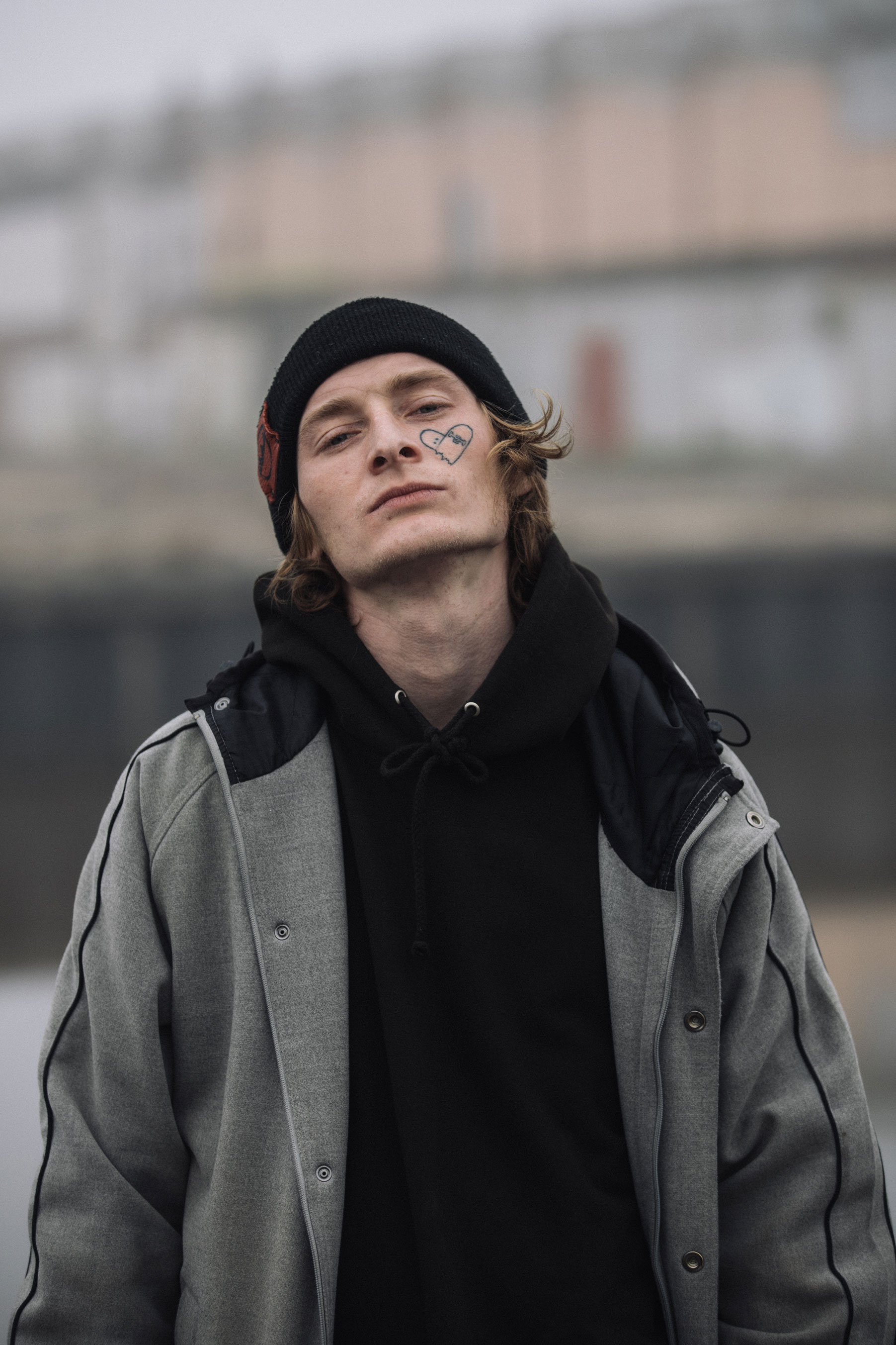 """Jindra Koten, 27, Streetmarket (Czech Republic). """"Skate shops support real people and they put their money back into the skate scene so it's really important."""""""