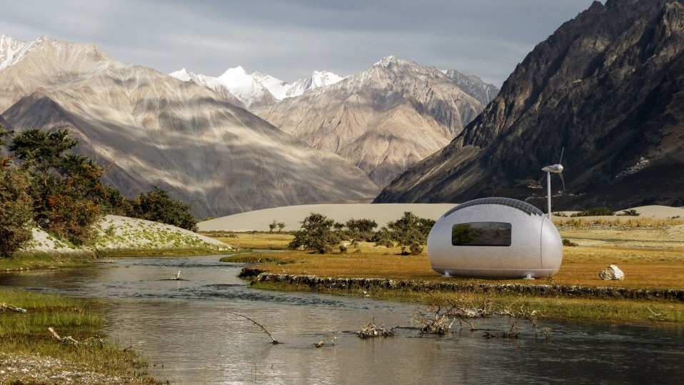 A Peek Inside The Worlds Most Unusual Nomadic Homes