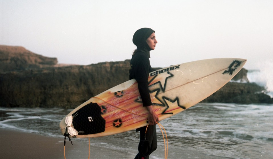Shahla Yasini Is Leading A Surf Revolution In Iran