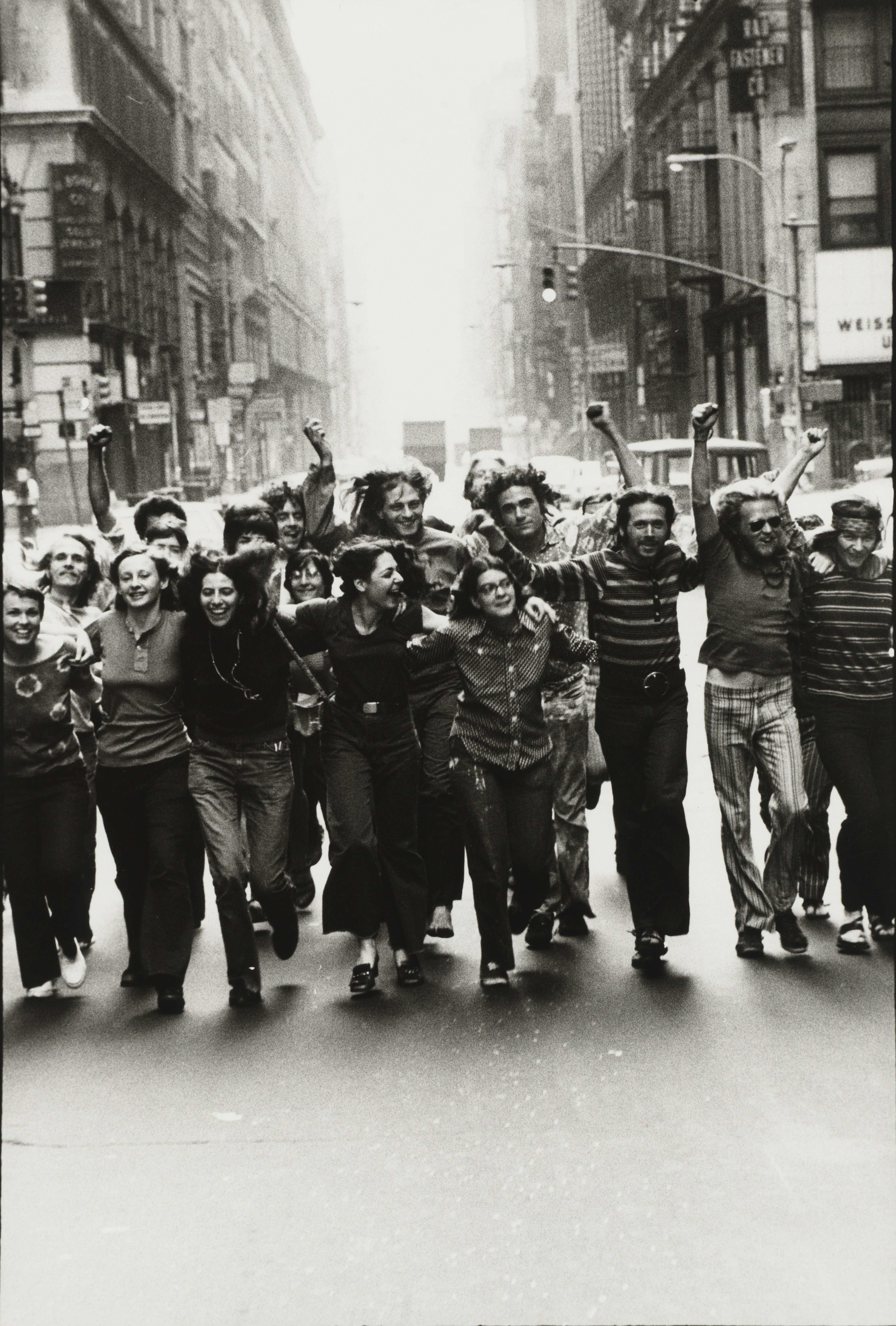 Gay Liberation Front poster image, 1969