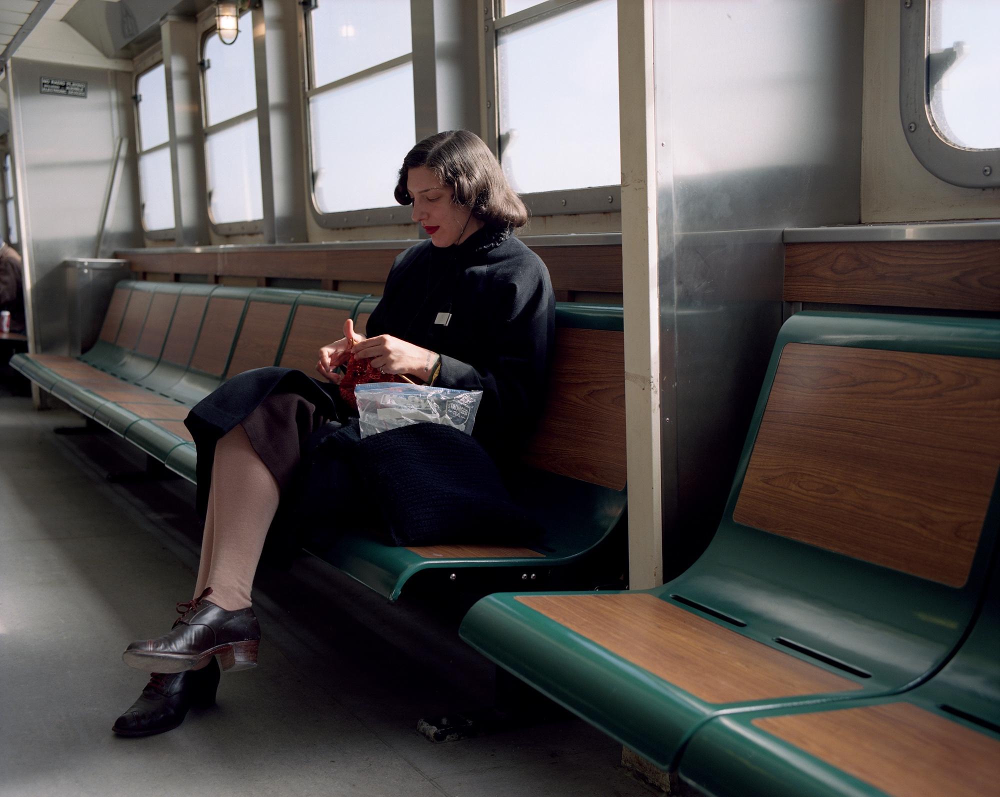 Lori, The Staten Island Ferry