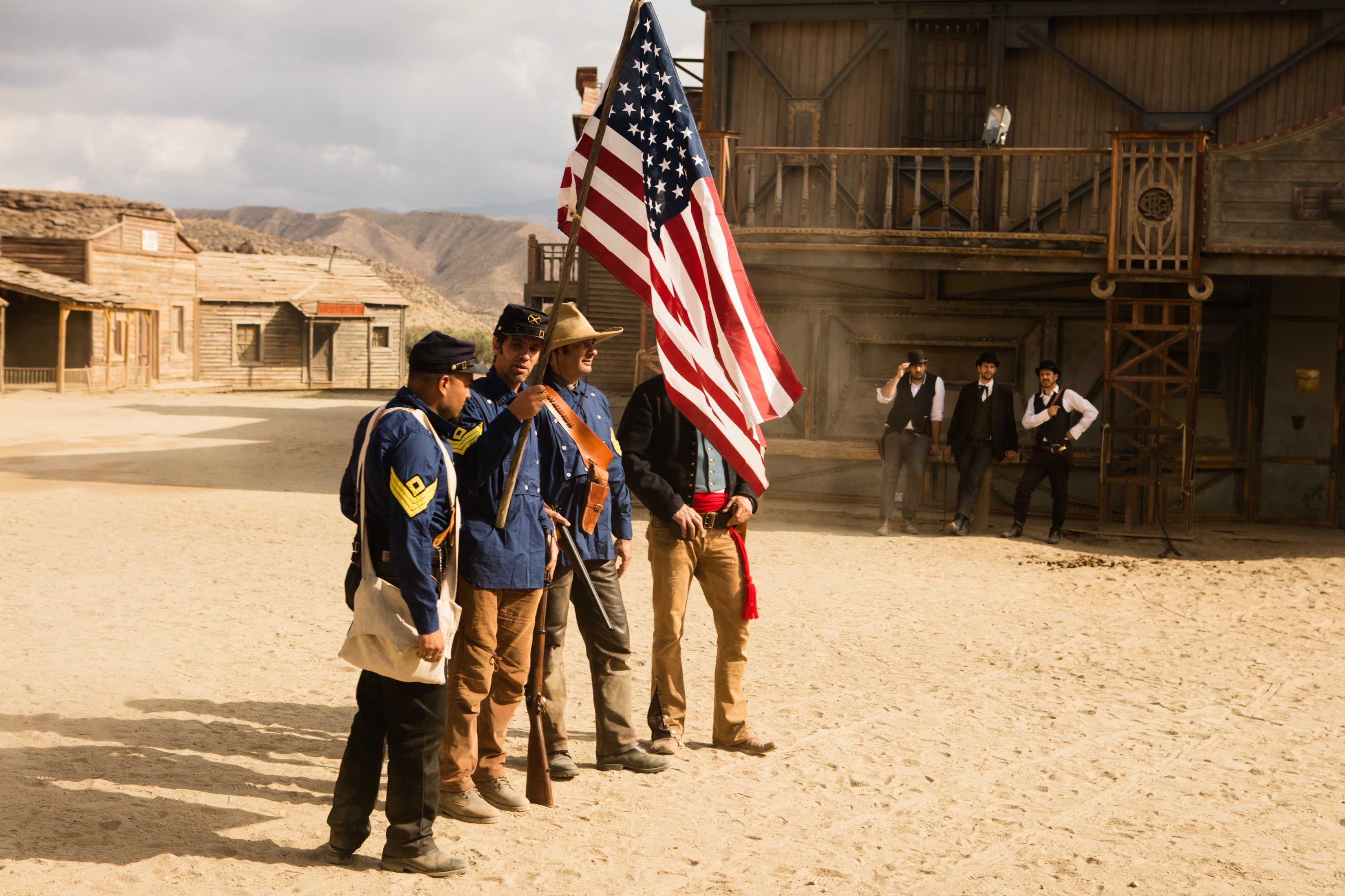 The Ultimate Western, Fort Bravo/Texas Hollywood