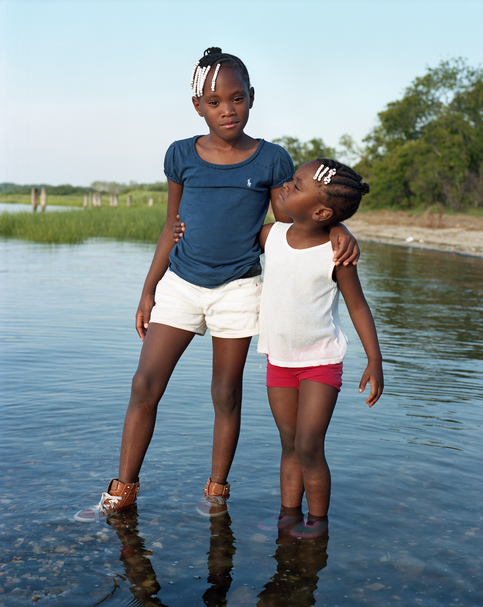Sisters, Jamaica Bay, Queens