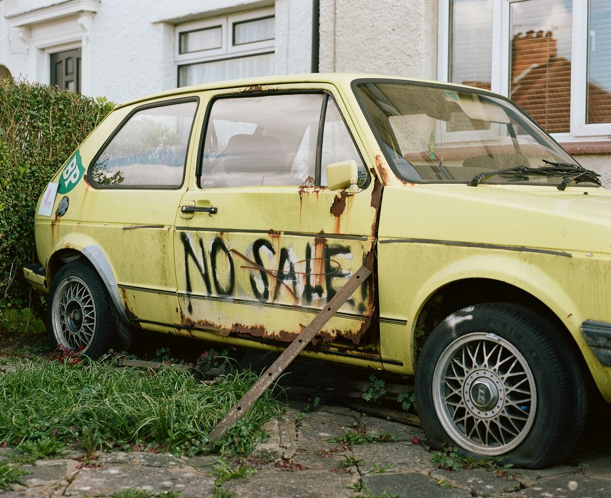 Tom Sussex WTH No Sale