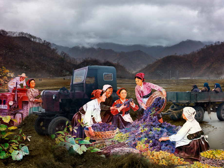 North Korea: a Life Between Propaganda and Reality, 2013-2014. Alice Wielinga.