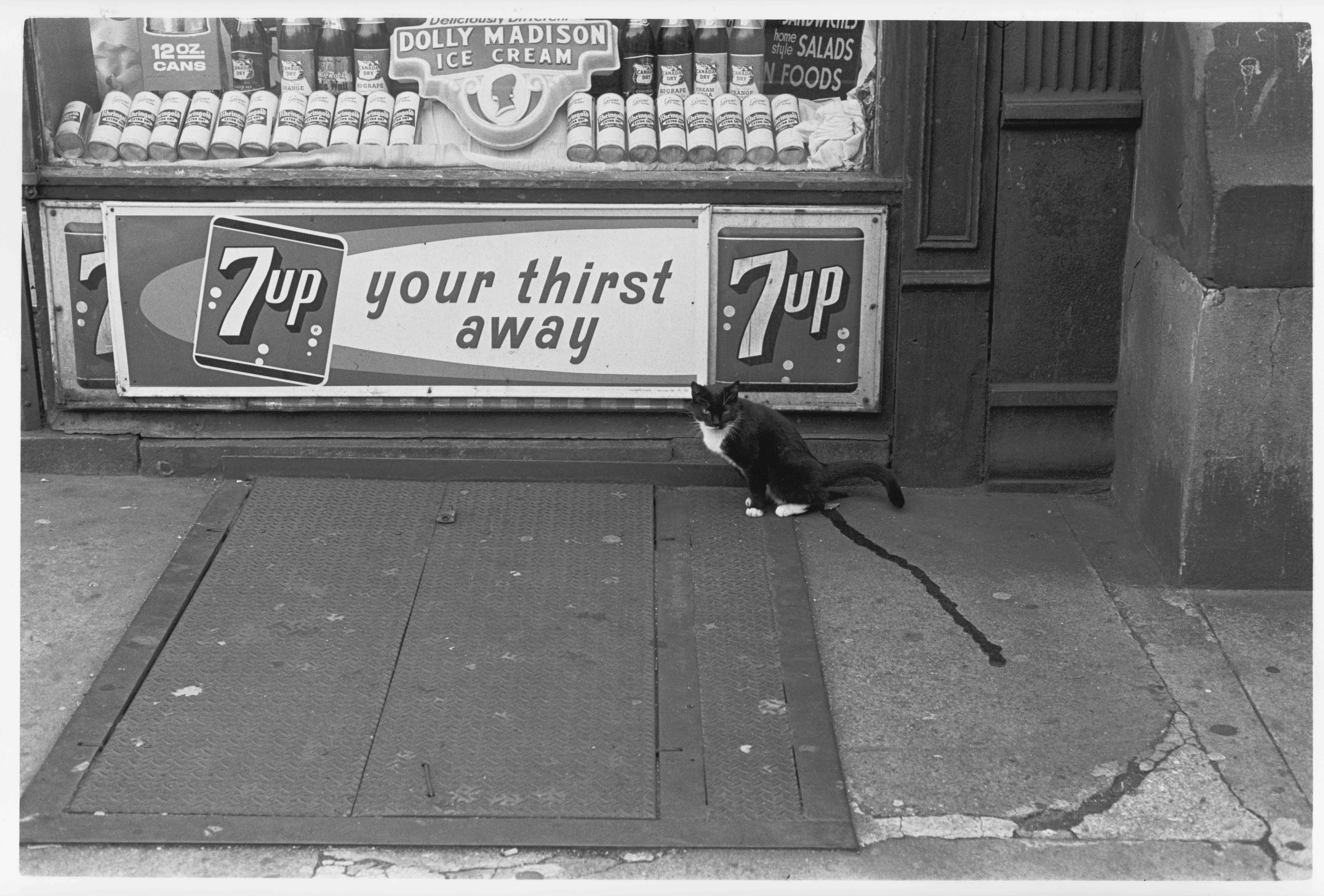 """7up your thirst away,"" 1965"