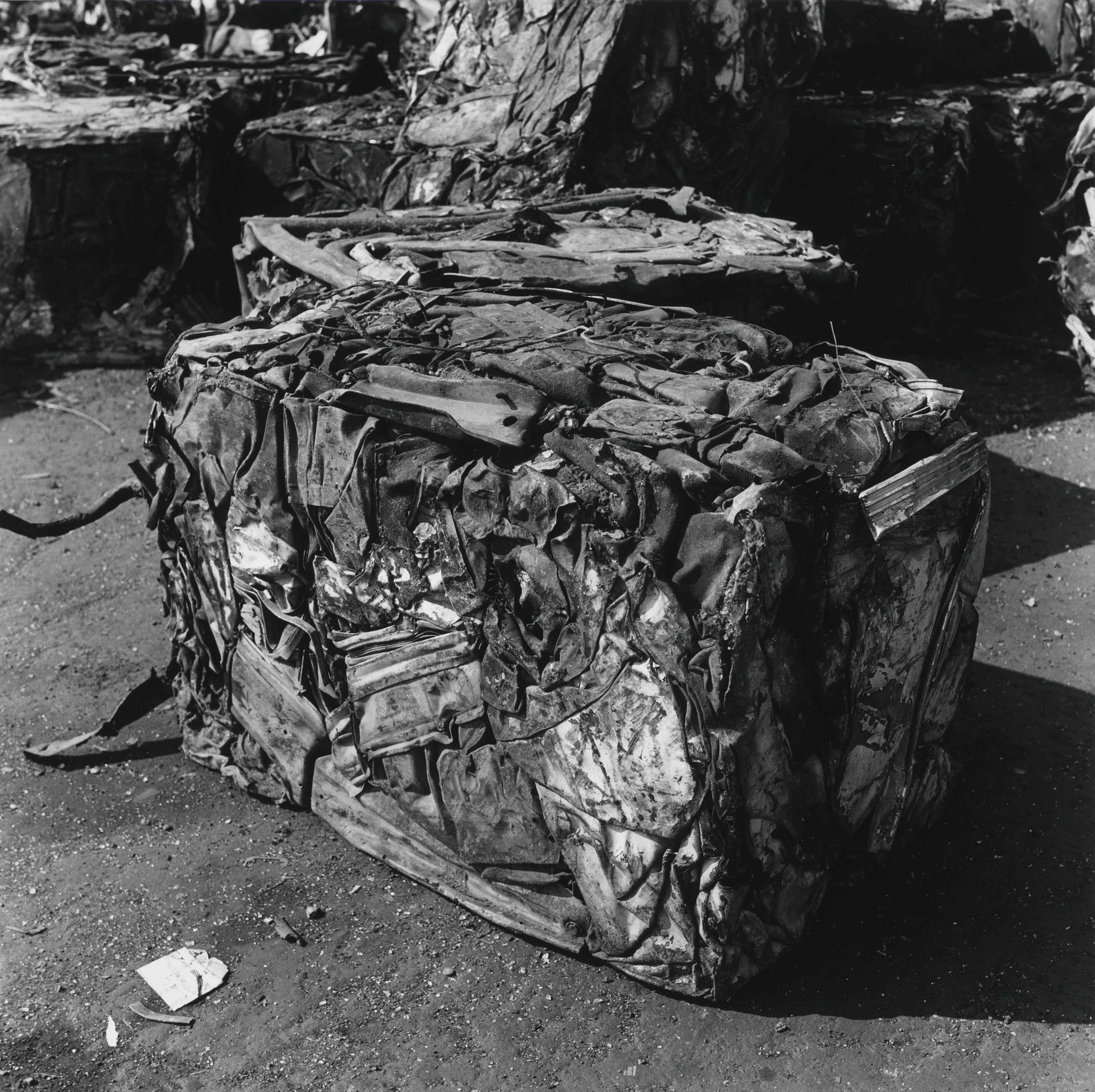 Steel Ruins (13), 1978