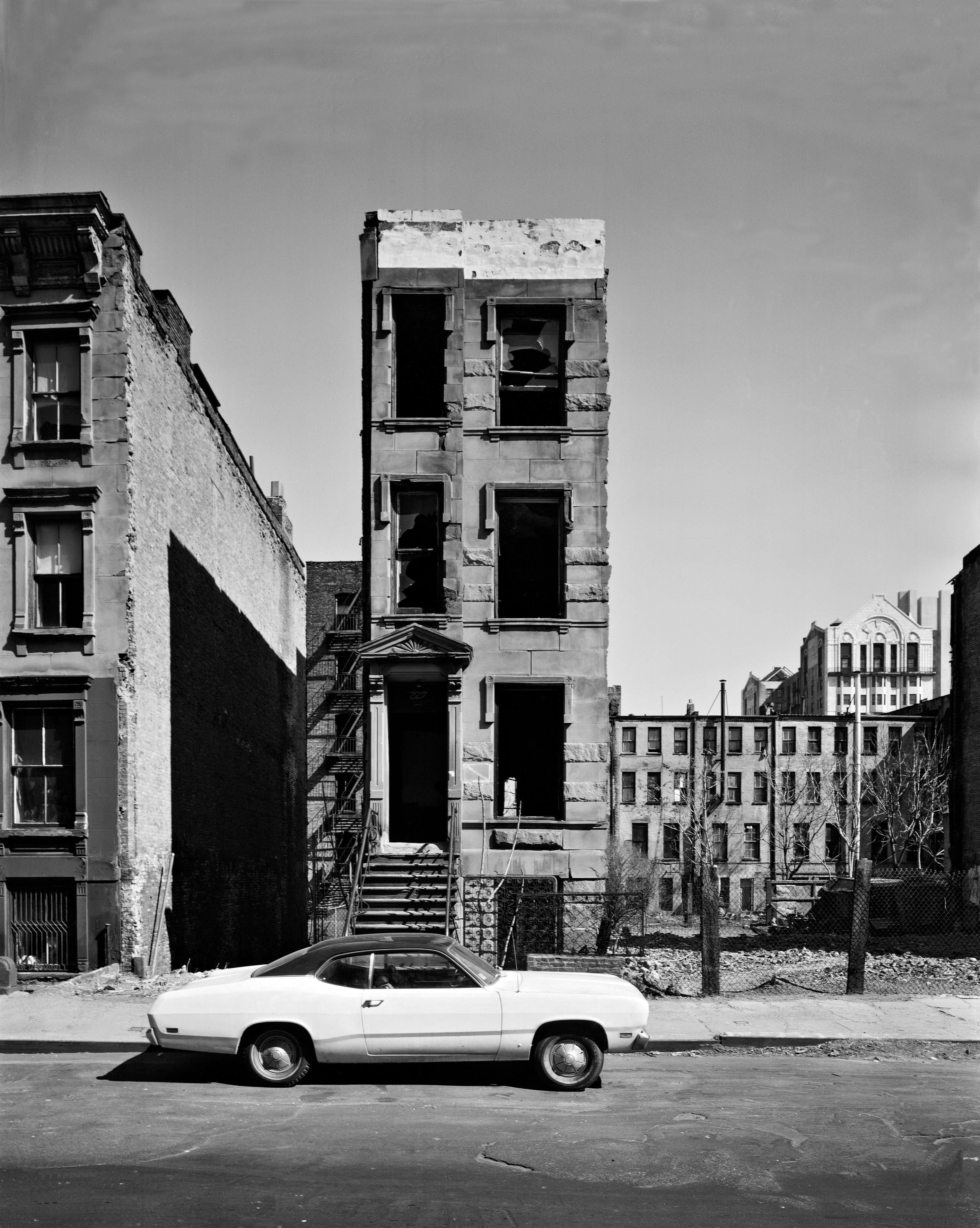 West 122nd Street, 1979.