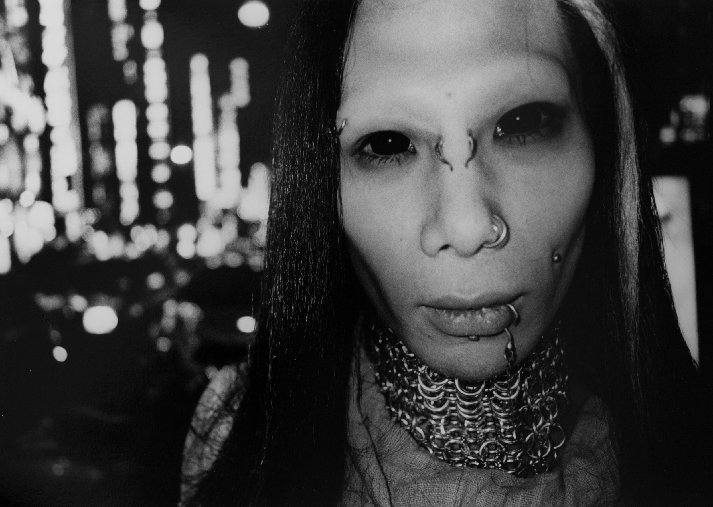 Daido Moriyama and the aesthetics of punk