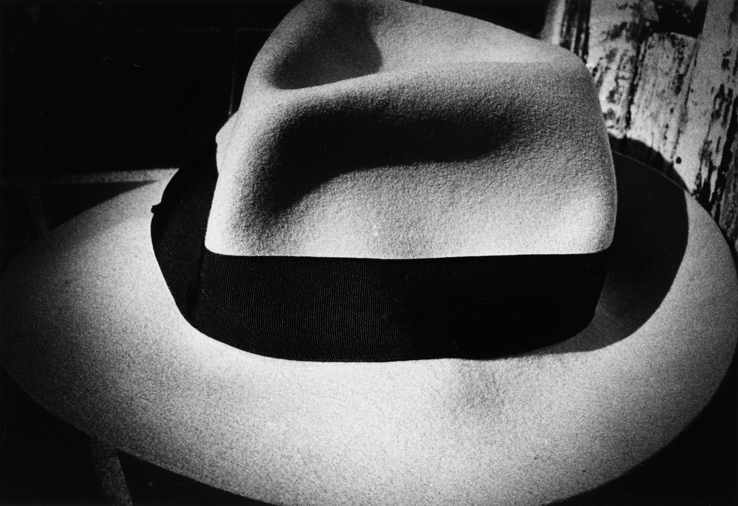 """Light and Shadow 4: Hat"", 1982, 1982"