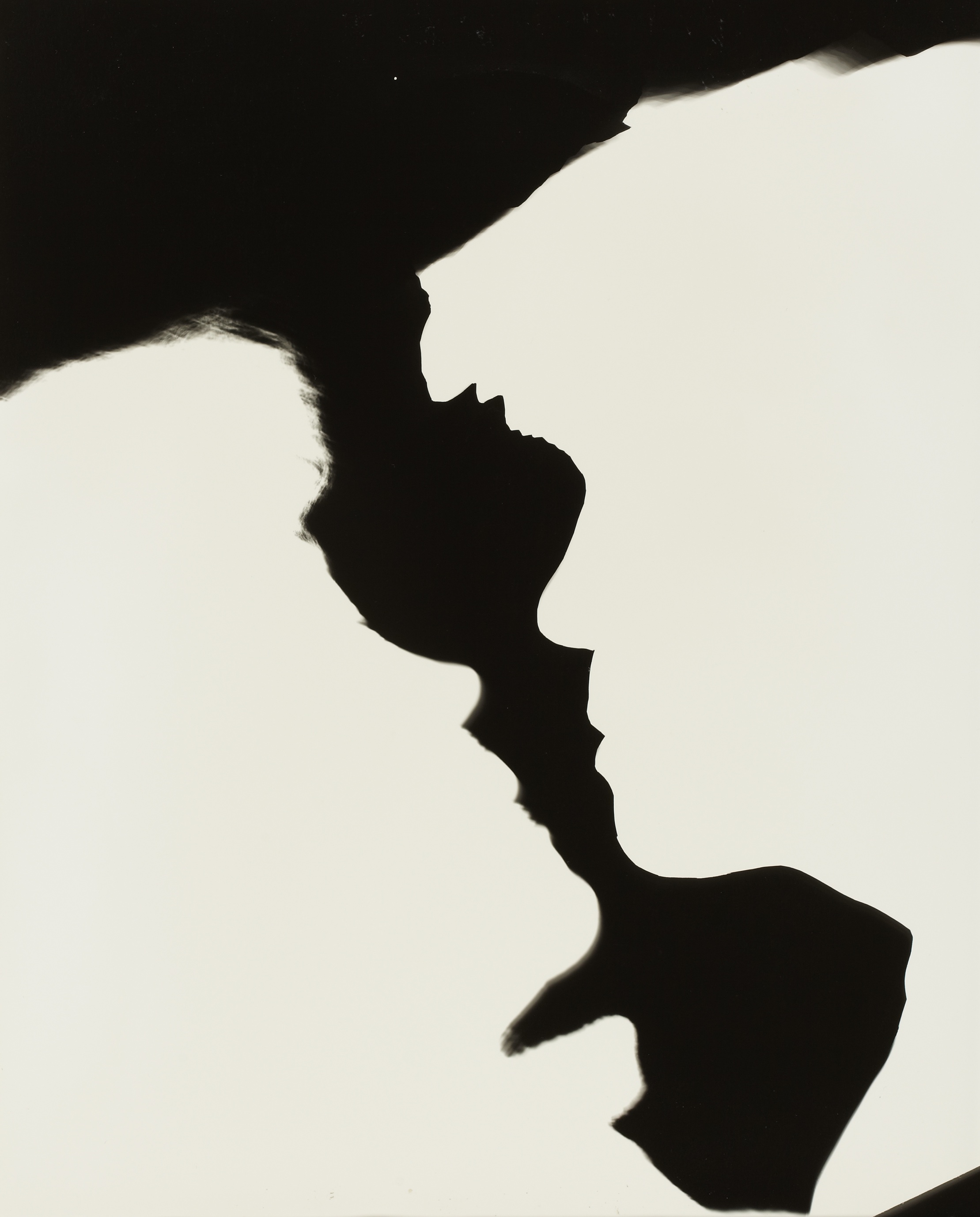 "A Journey to Nakaji 6 (Photogram 4 Kiss)"", 1985, 1985"