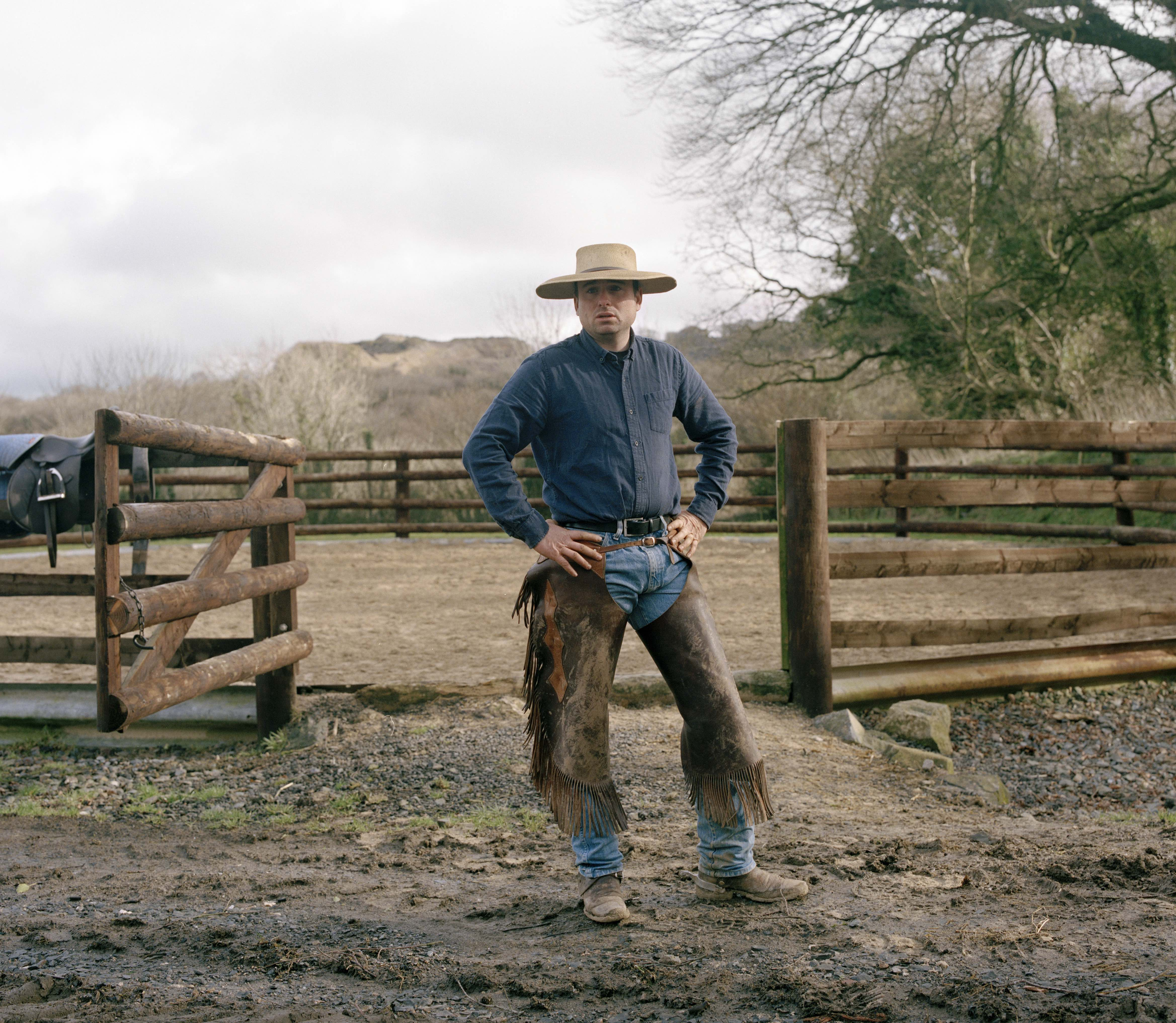 Documenting the lives of Britain s unlikely rodeo stars 7297c8f73813