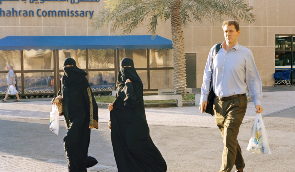 Inside Dhahran: The Californian town hidden in Saudi Arabia