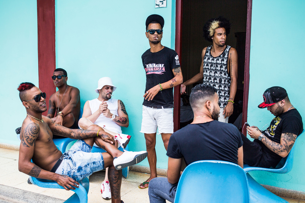 Cuba's reggaeton scene is leading an underground revolution