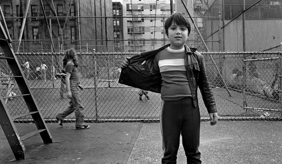 Offbeat street scenes of vintage new york city