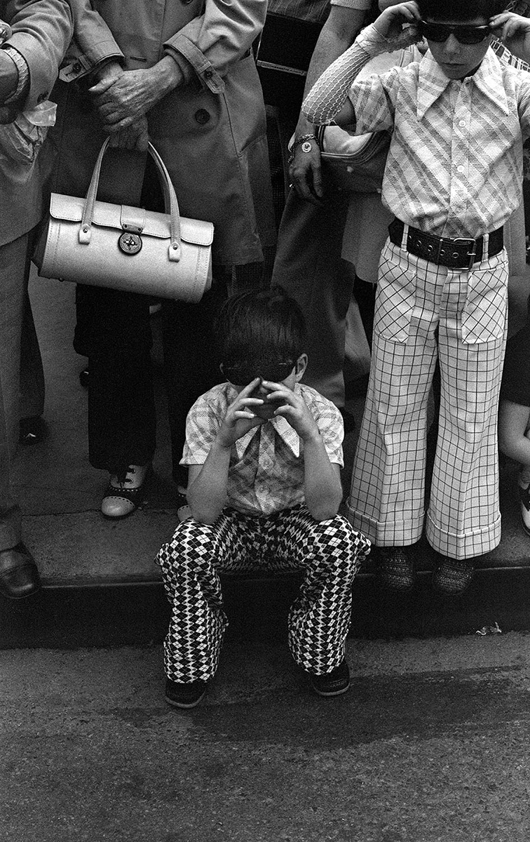 NYC Easter Day Parade, 1970's