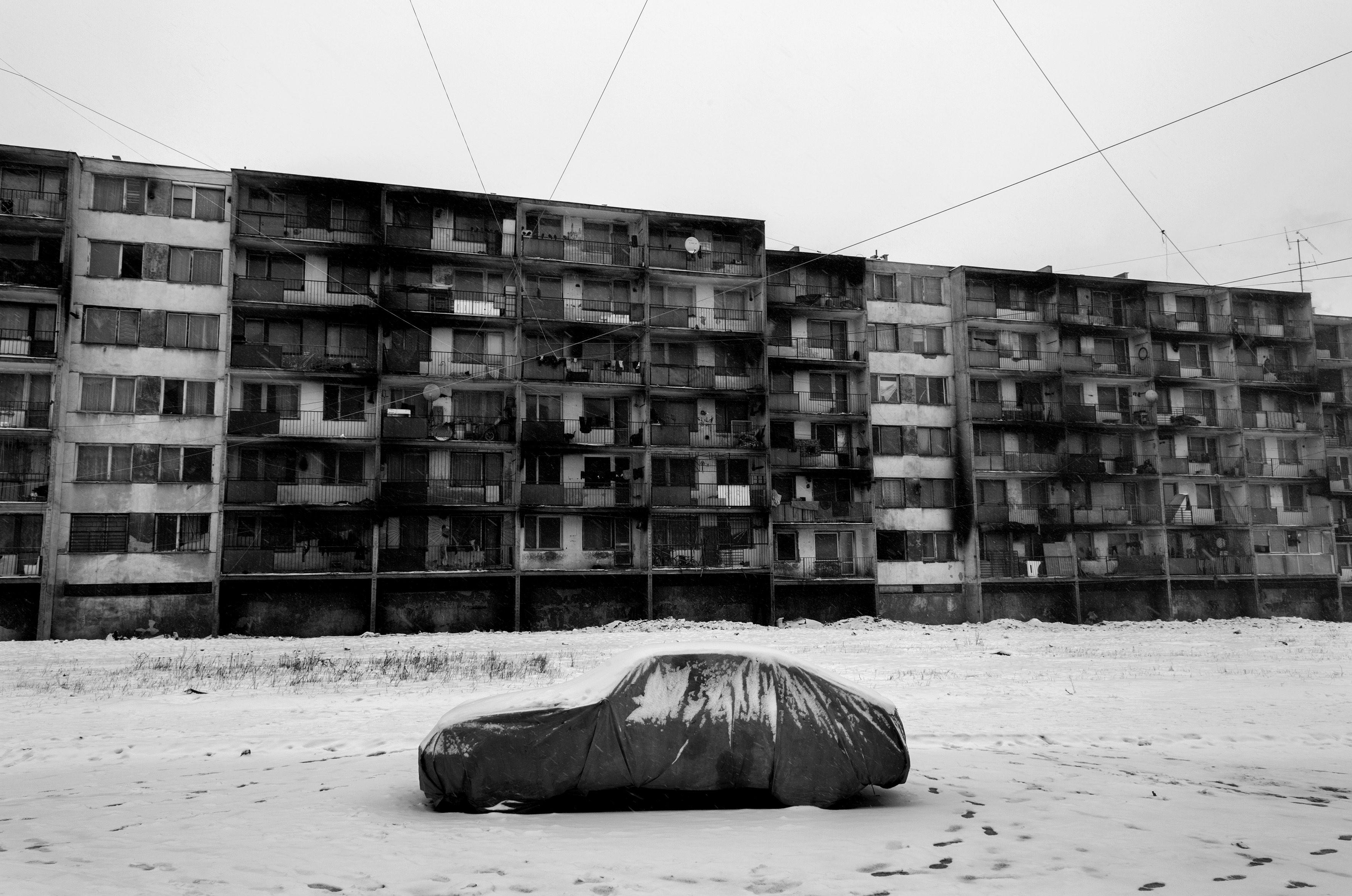 Košice, Slovakia, 2014© Åke Ericson