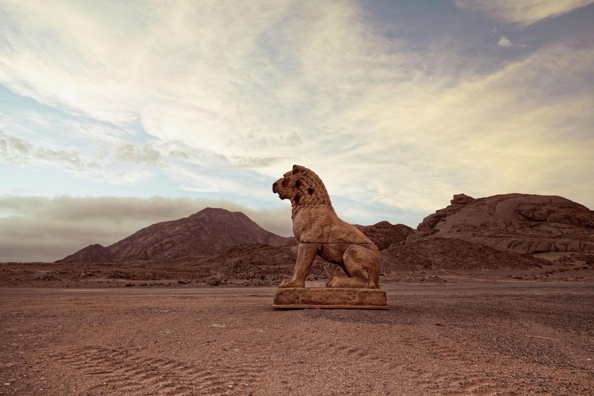 Guardian I, Namib Desert (2017)