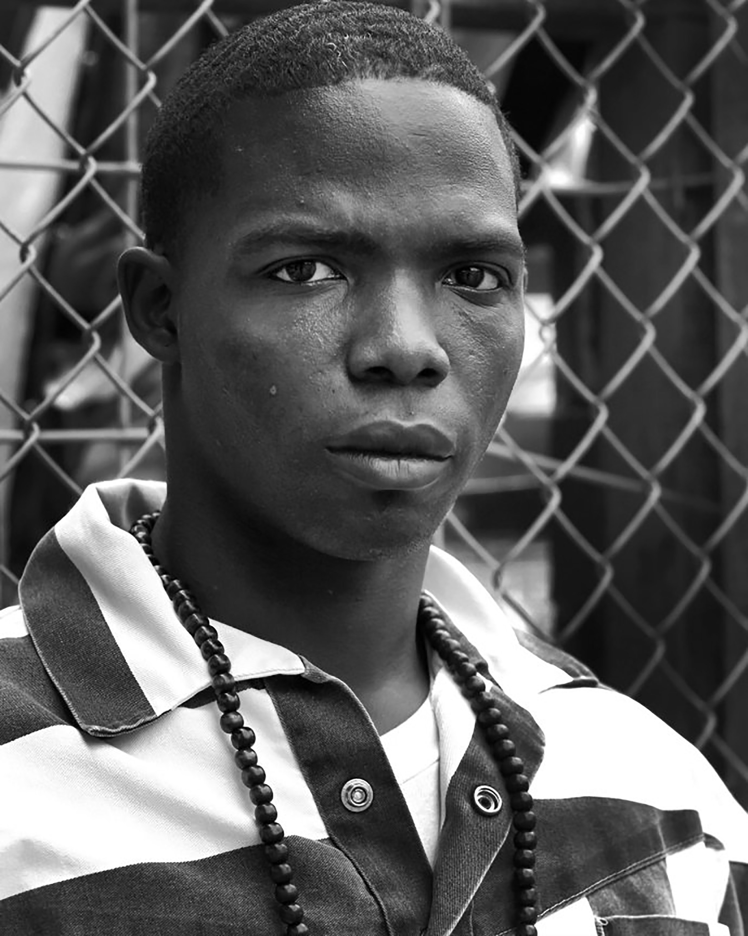 Chandra McCormick. YOUNG MAN, ANGOLA STATE PENITENTIARY, 2013.