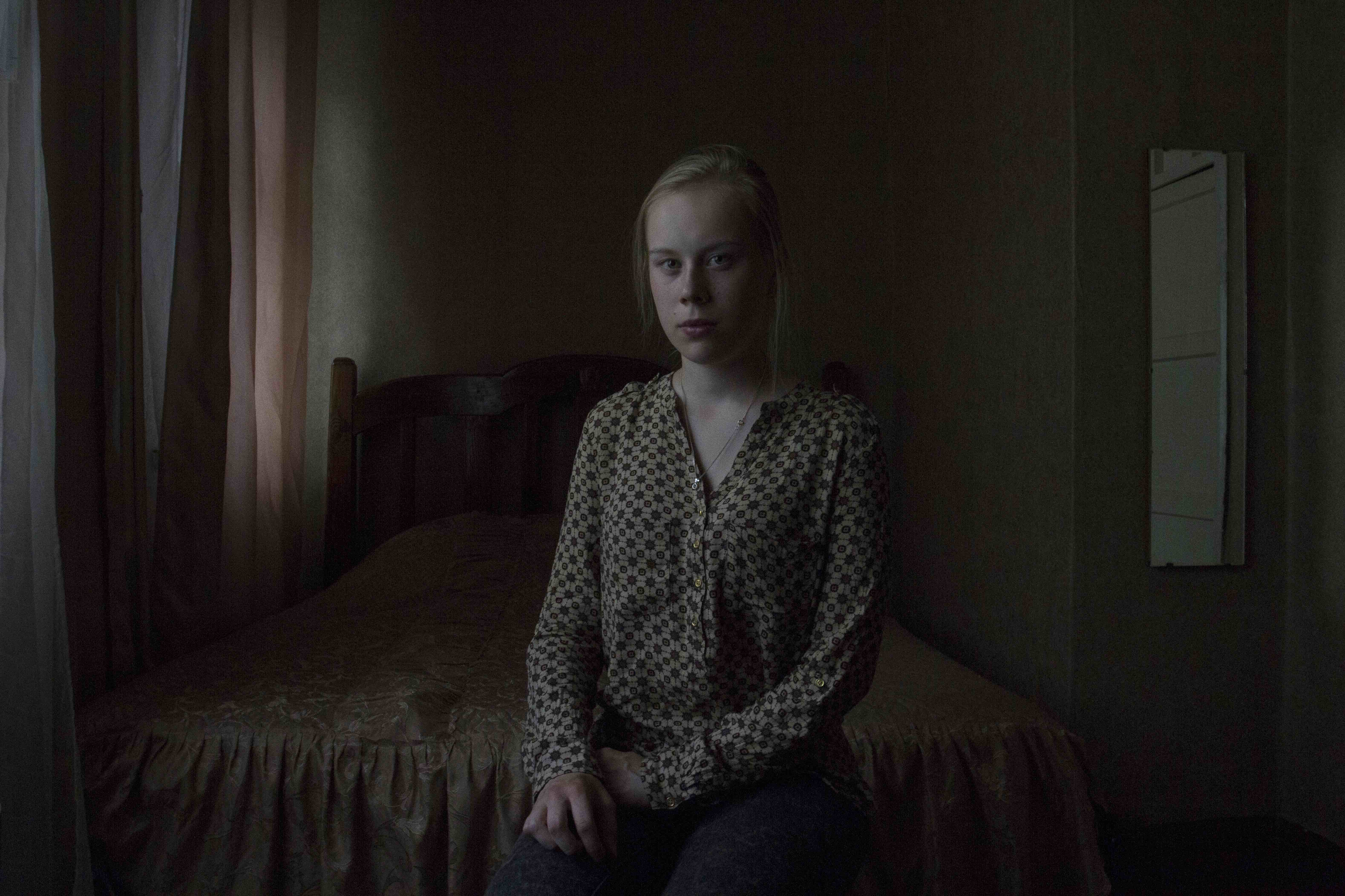 Maria, 18 years old. Ivanovo, Russia.