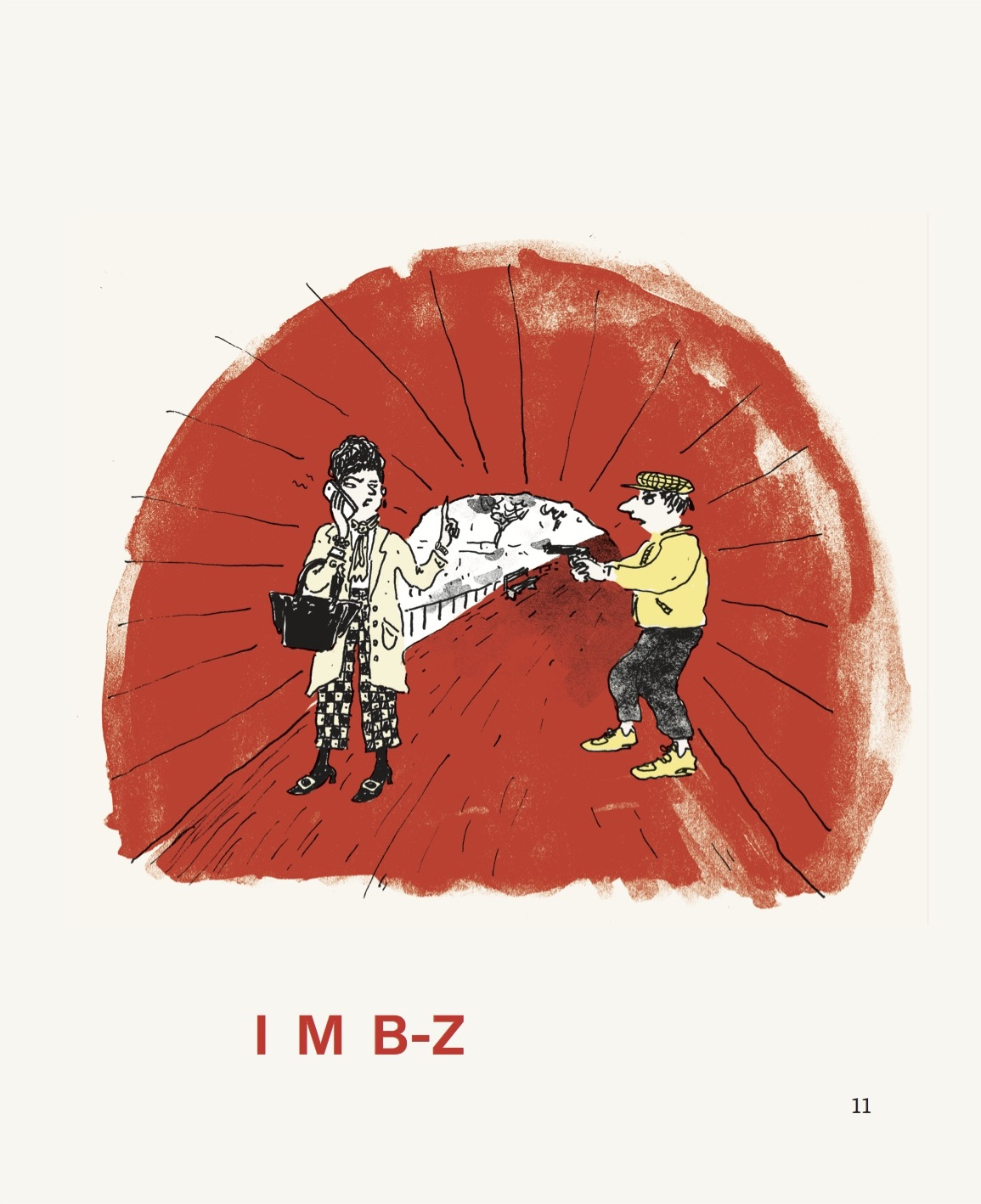 I M B-Z illustration copy