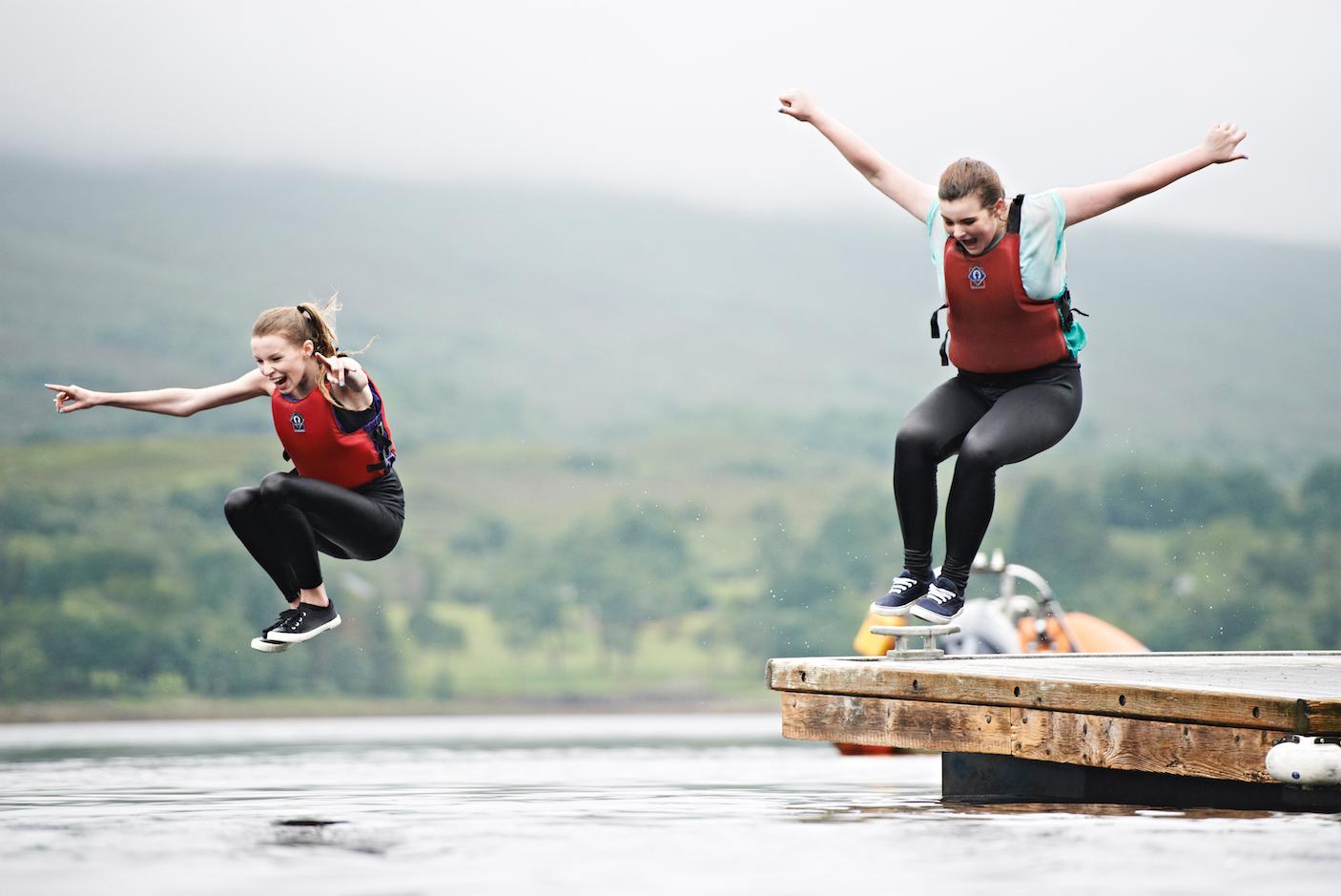 jump-lake