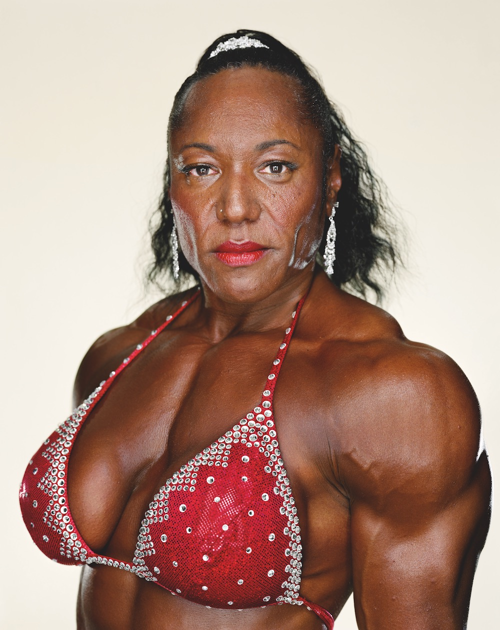 Carmella Cureton, Atlantic City, NJ by Martin Schoeller, 2007 © Martin Schoeller