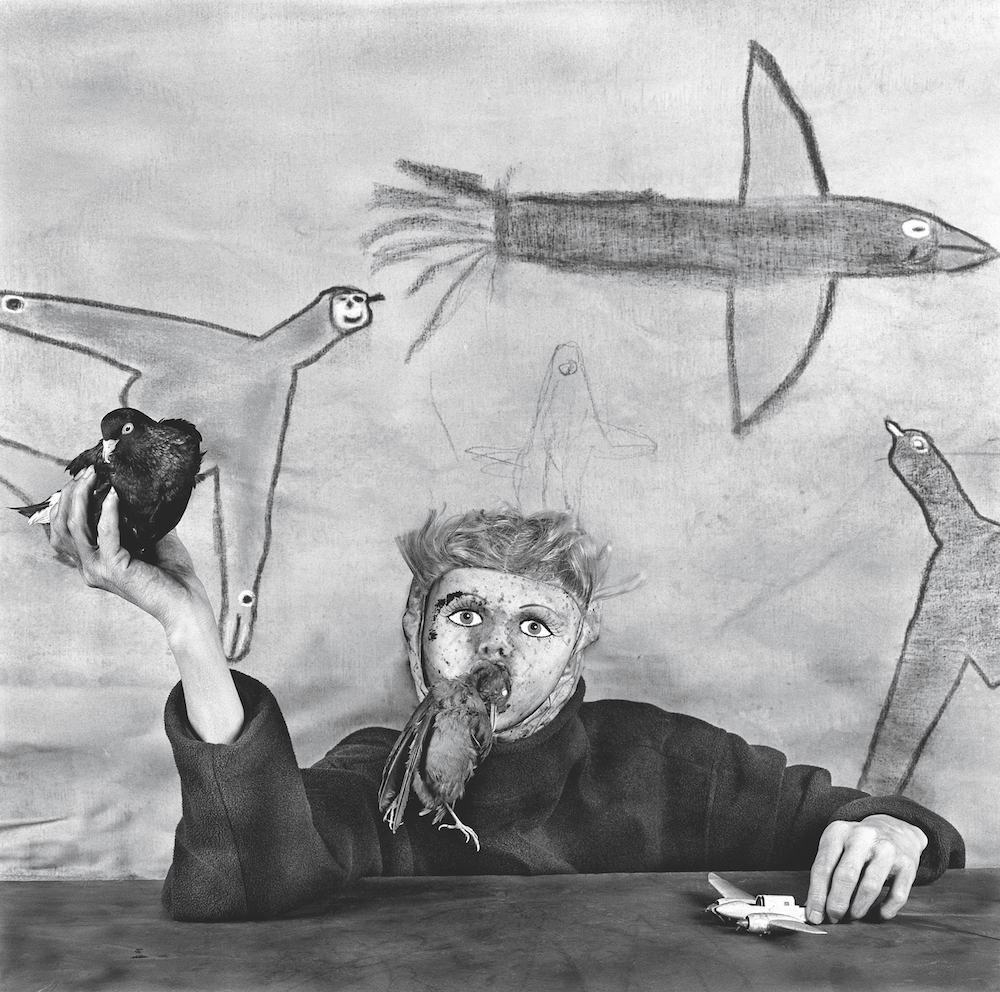 Take Off by Roger Ballen, 2012 © Courtesy of Roger Ballen