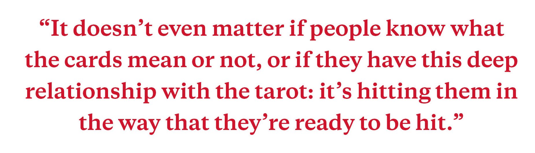 Why a new generation is seeking solace in online Tarot