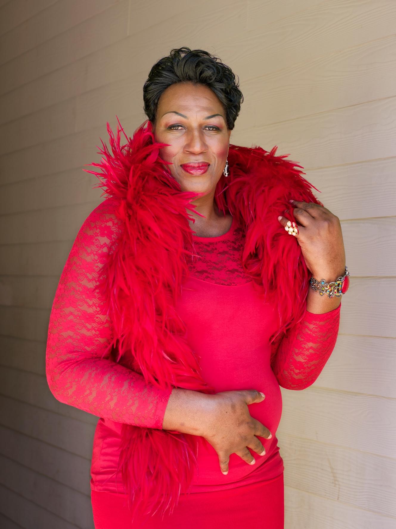 1_Dee Dee Ngozi, 55, Atlanta, GA, 2016 © Jess T. Dugan