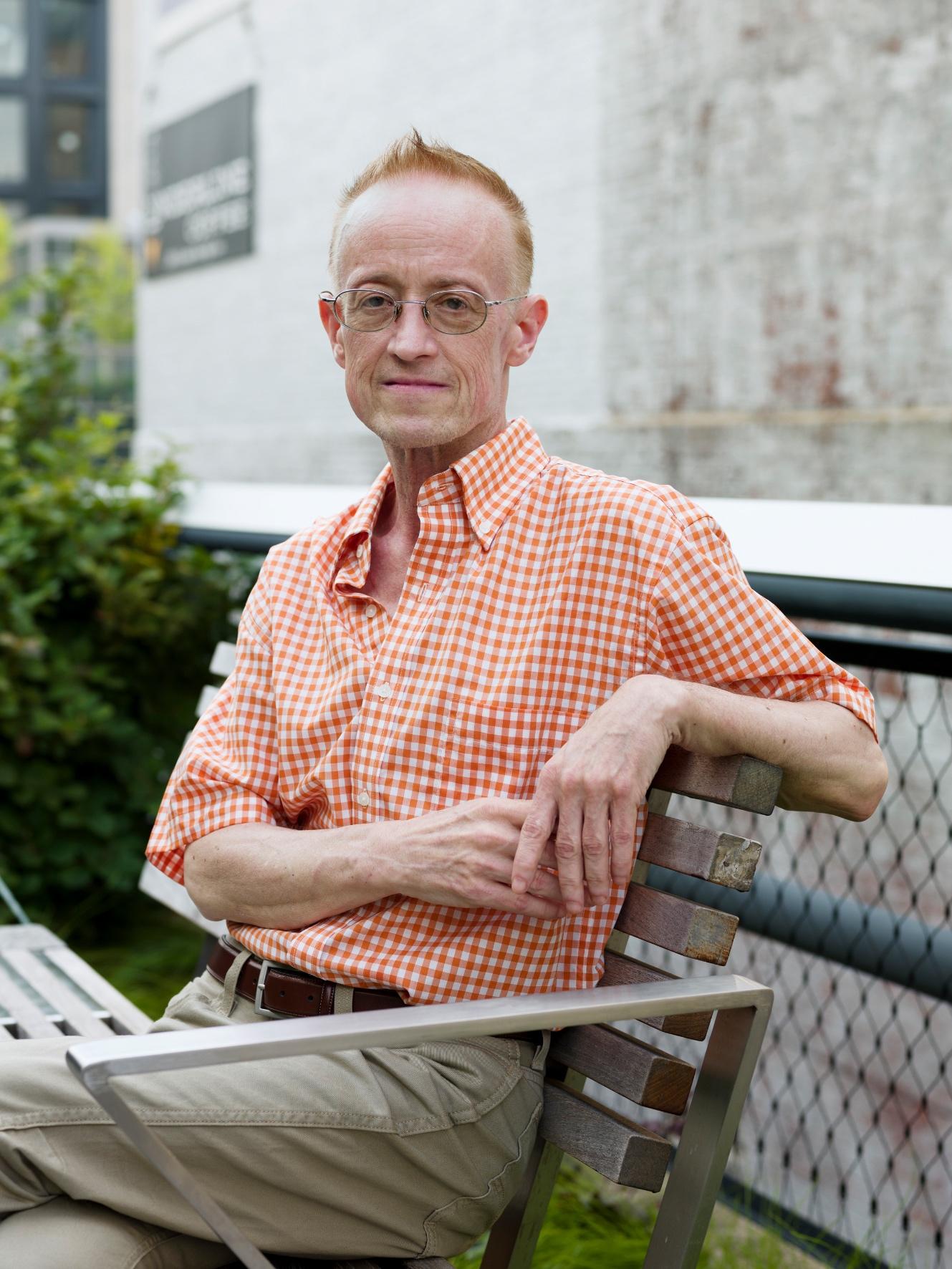 7_Jay, 59, New York, NY, 2015 © Jess T. Dugan
