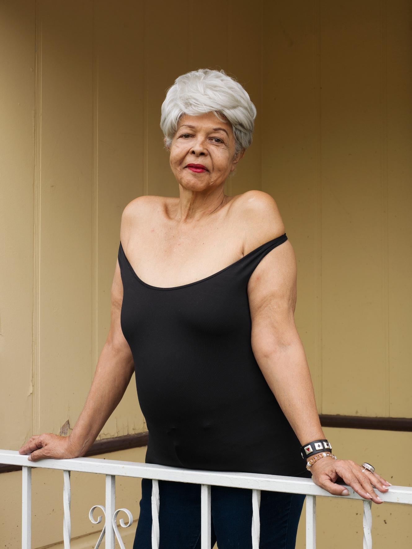 9_Duchess Milan, 69, Los Angeles, CA, 2017 © Jess T. Dugan