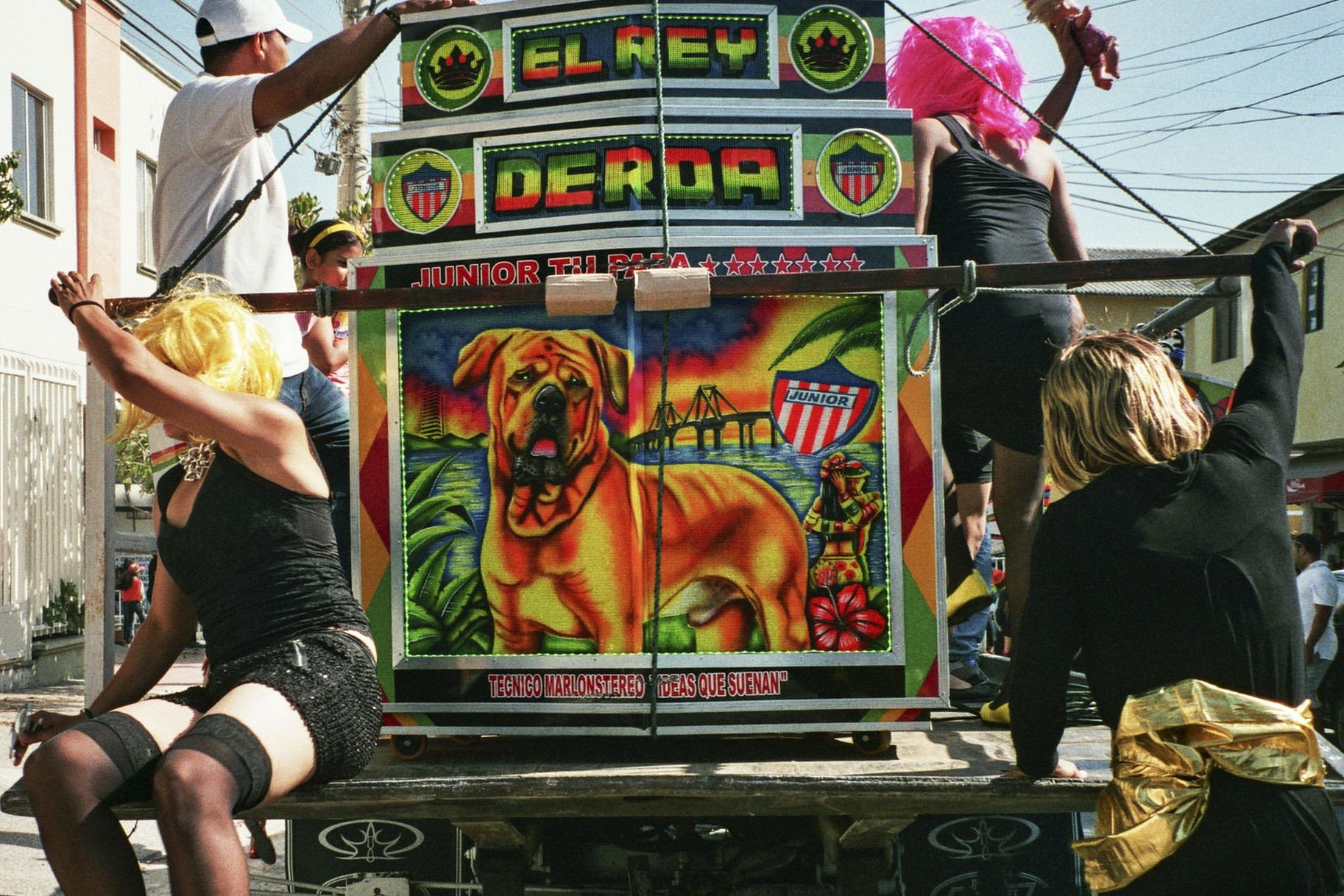 El Carnaval De Barranquilla by Stefy Pocket 10a