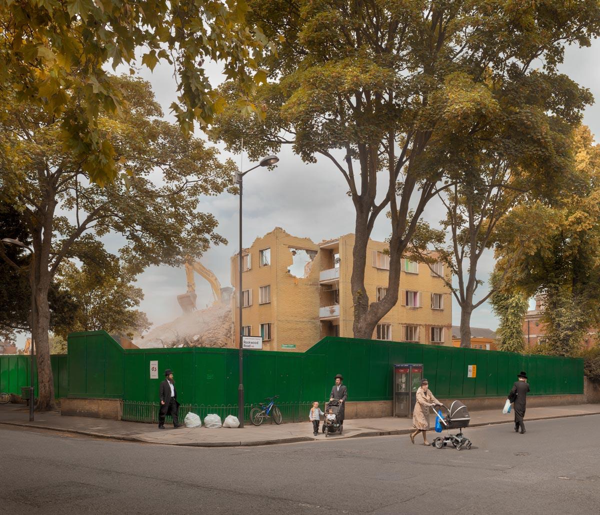 HMP_The-Corners_C.Dorley-Brown_Tower-Court-Demolition-2014_online