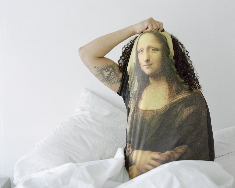 Groana Melendez, Untitled (Mona Lisa) 2015