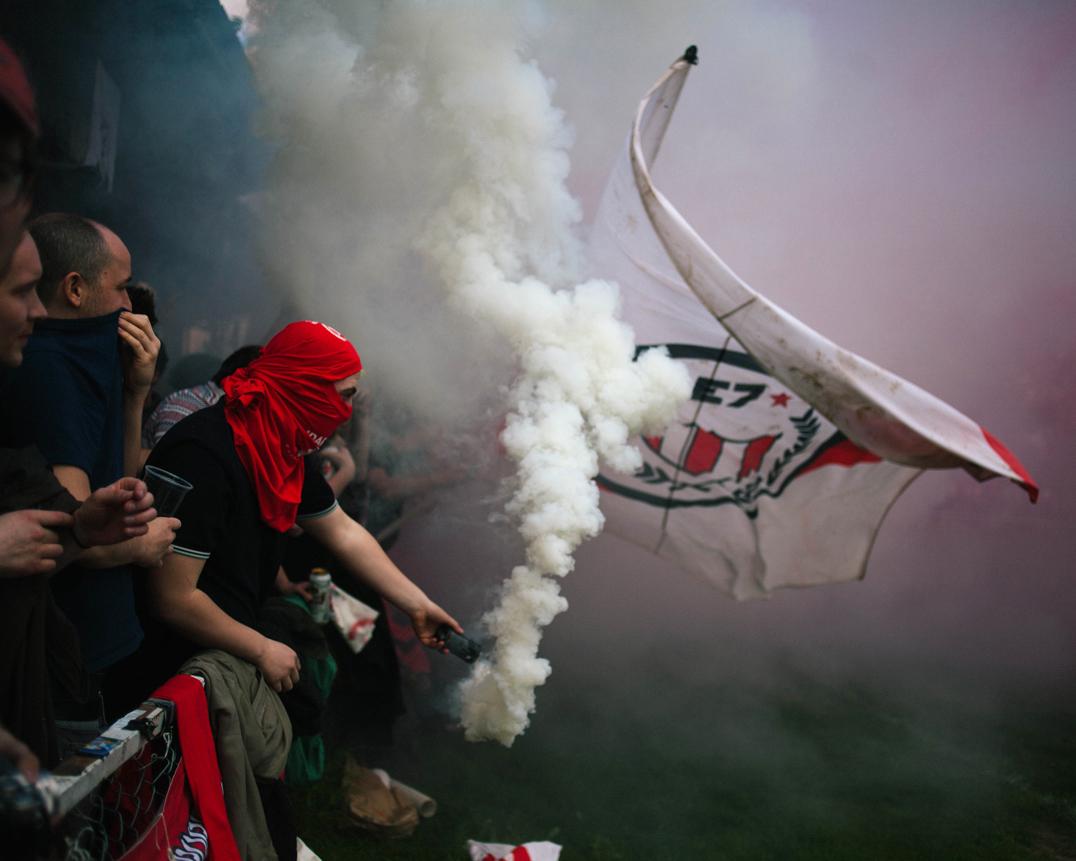 Clapton FC Ultras