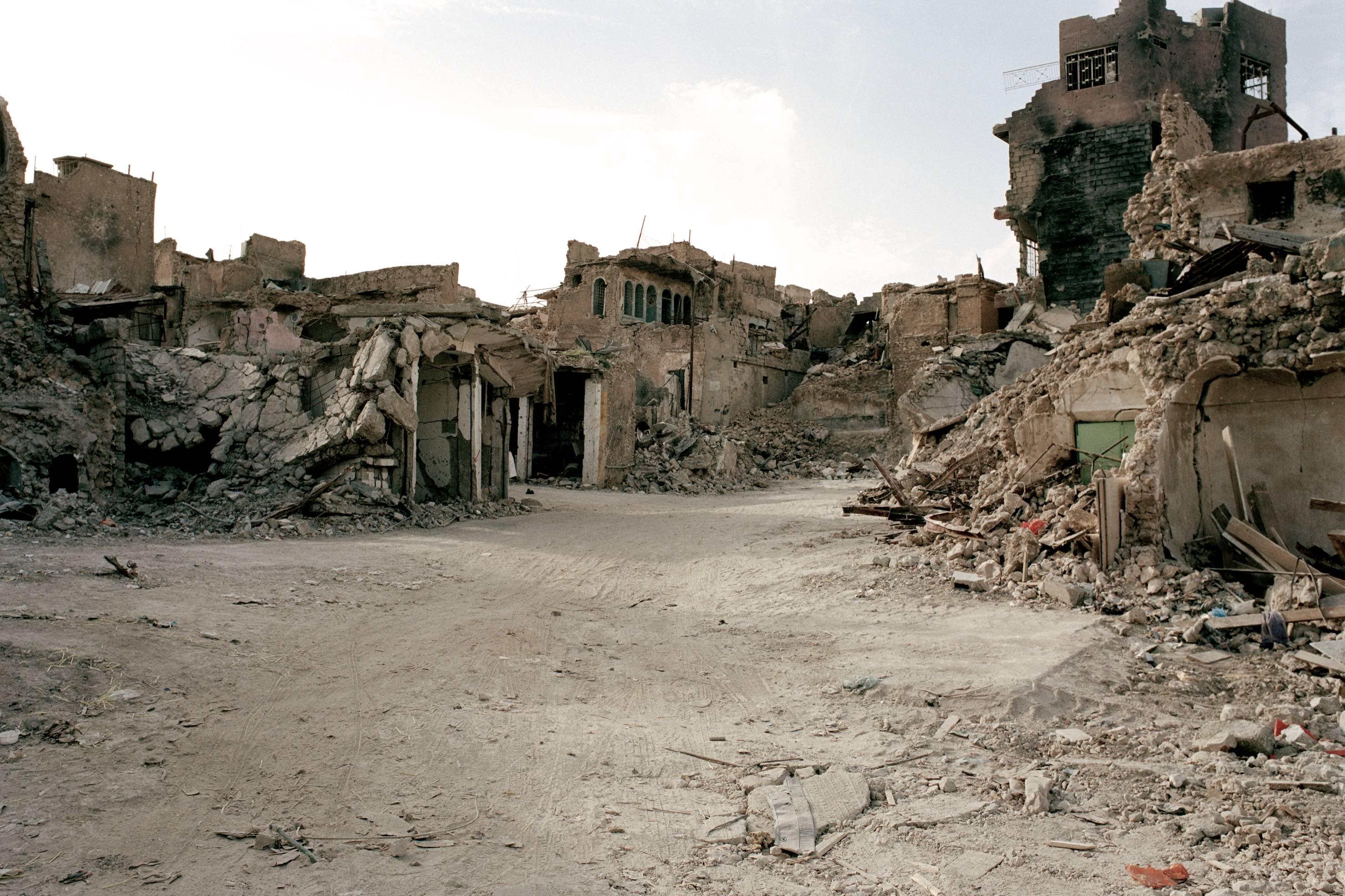 Mosul City Duley 31