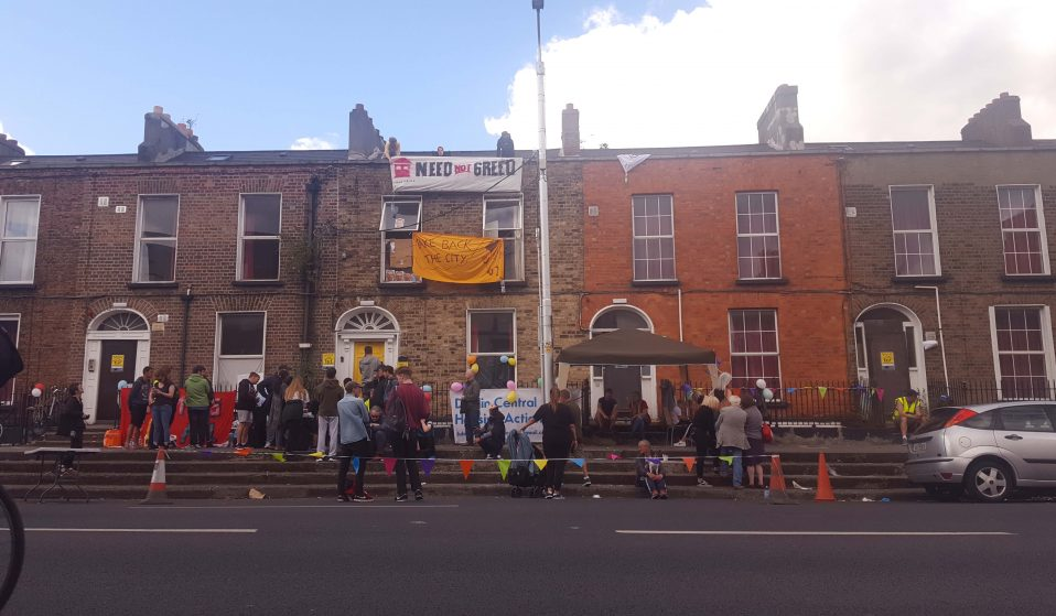 Dublin activists are rebelling against slum landlords