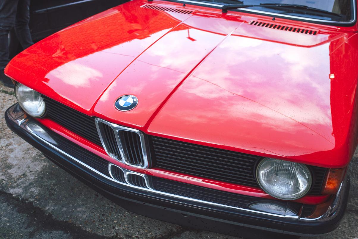 Queen B BMW