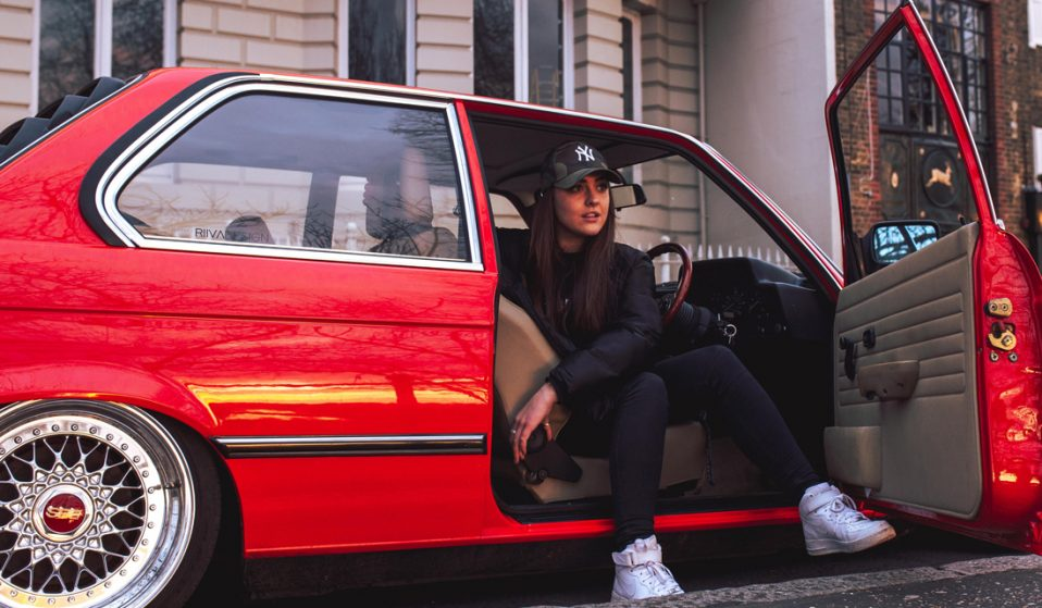 Meet Queen B, the face of car culture for a new generation
