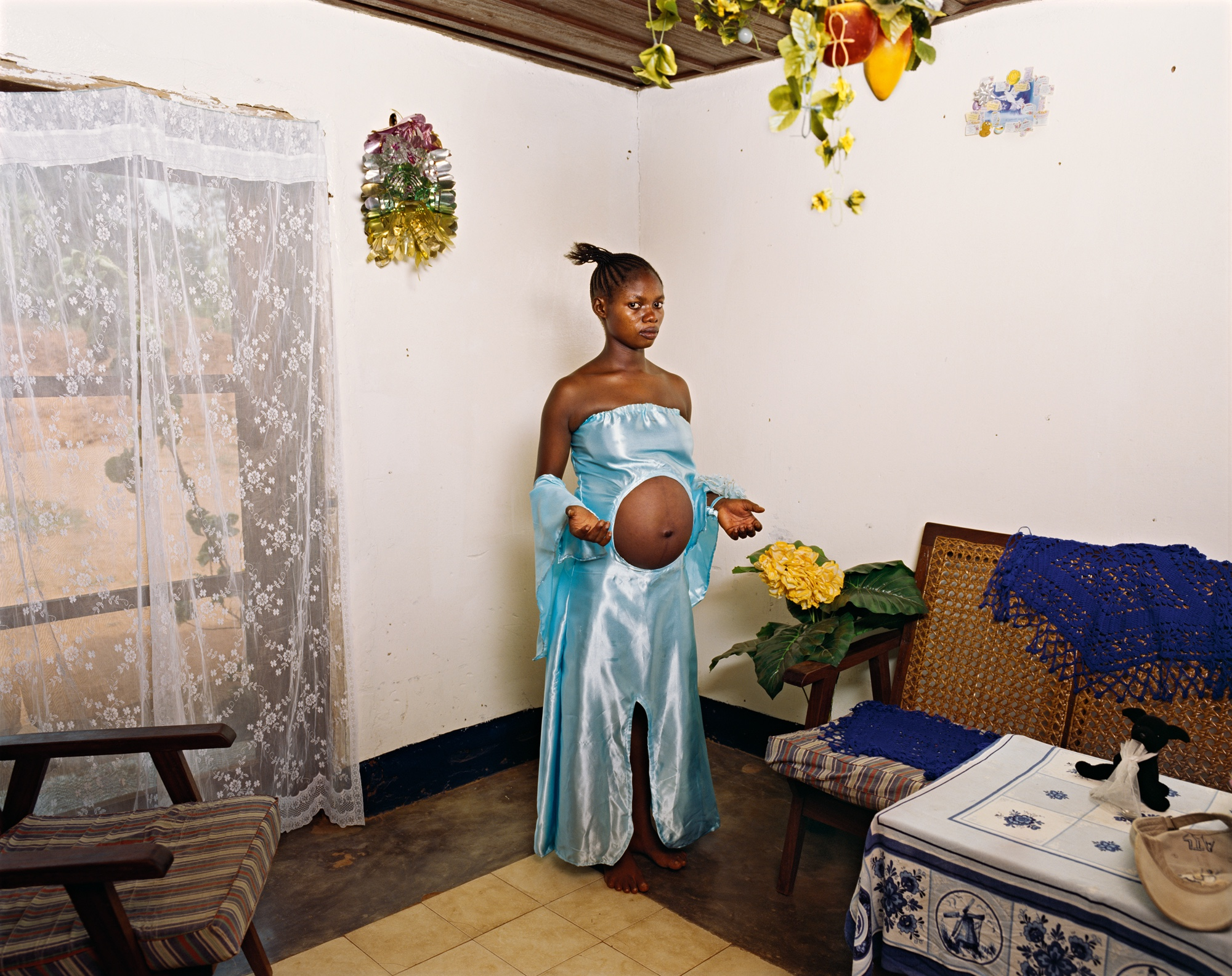 Deana Lawson's mythical portraits of the black experience