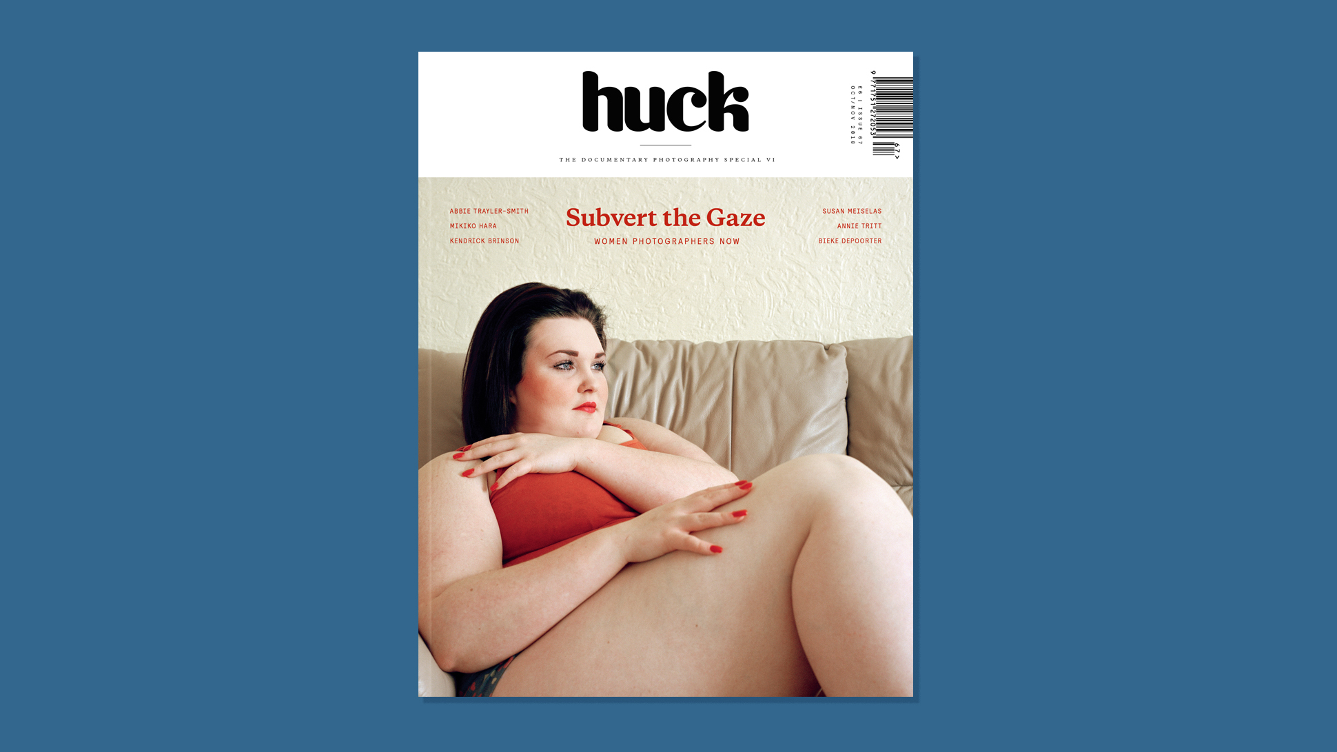 Huck 67: An all-woman documentary photography special