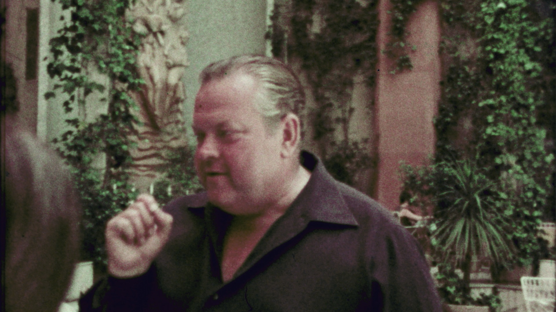 The strange story of Orson Welles' final years
