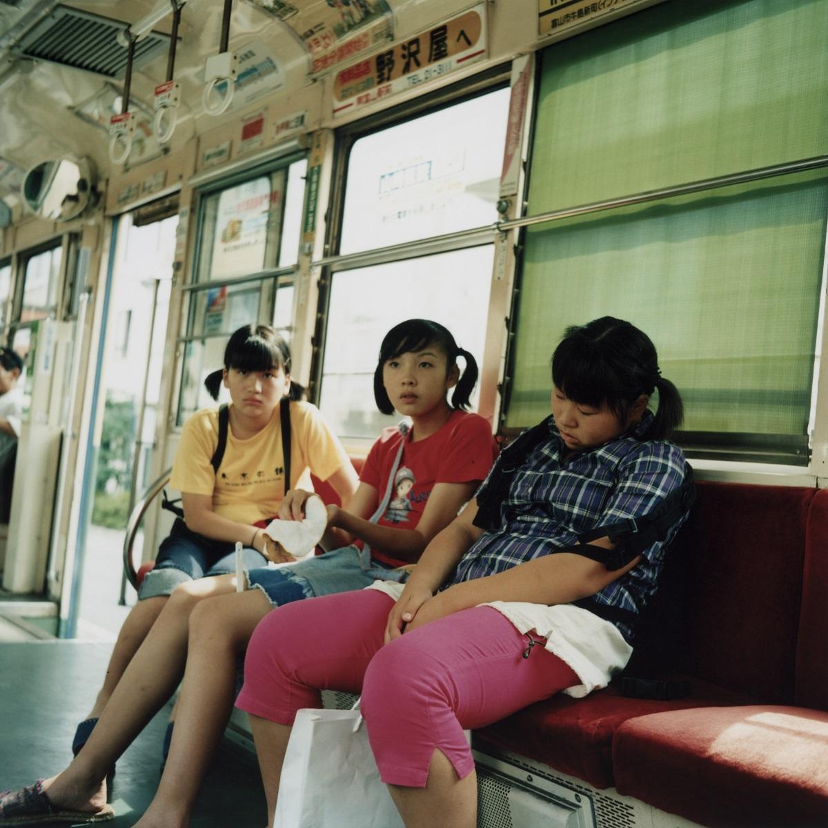 Secret snapshots of Tokyo's vivid street life