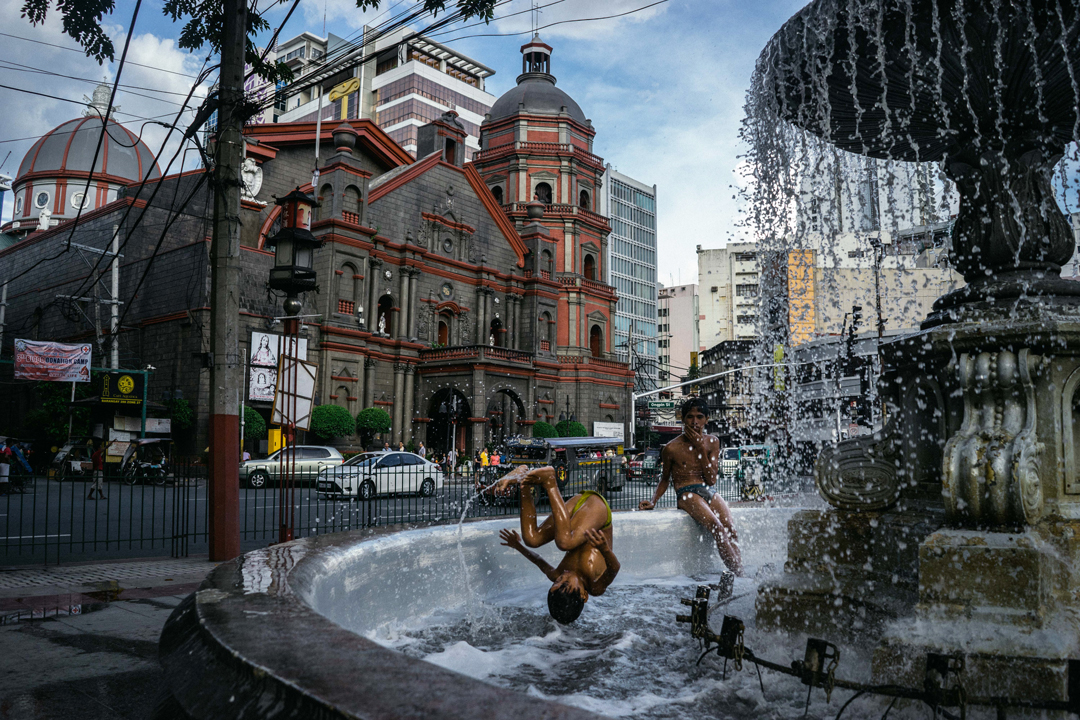 The everyday beauty of Manila, like you've never seen it before