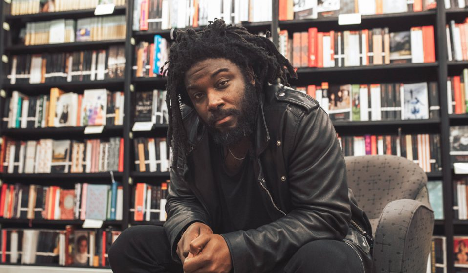 Jason Reynolds is the superstar that literature needs right now