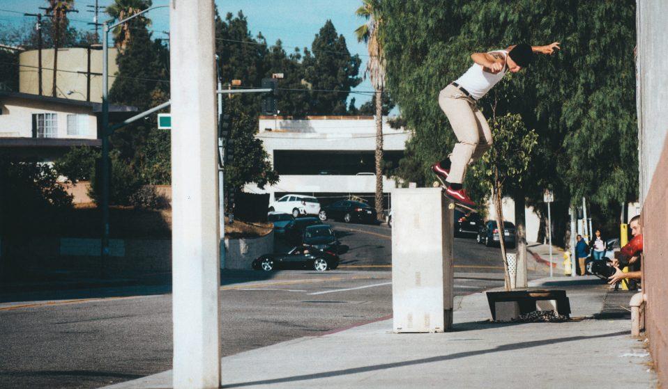 b3dc24591adb Elijah Berle is Santa Monica's new skate hero